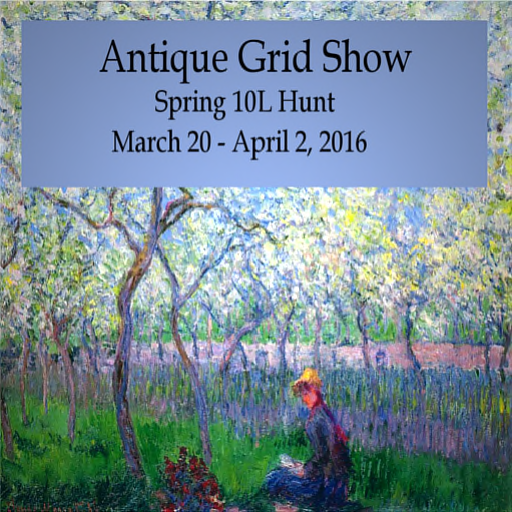 Monet - AGS Spring 2016 Hunt Sign